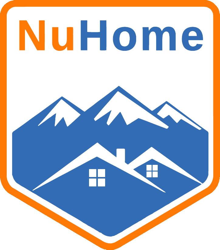 NuHome Utah Logo